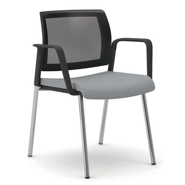Sedia semidirezionale ergonomica kind unisit pelle for Sedia ergonomica