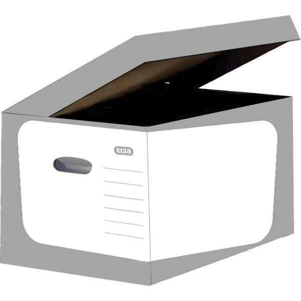 Scatole archivio montaggio manuale