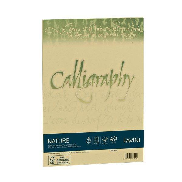 Calligraphy Nature