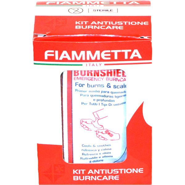 Gel per ustioni Fiammetta