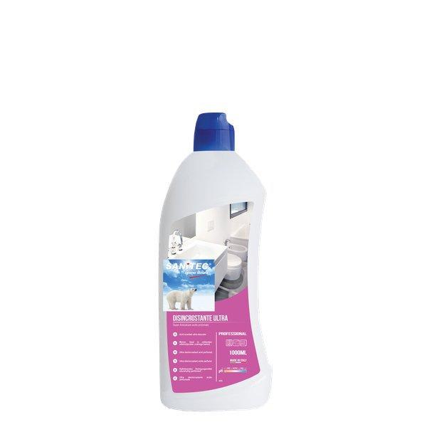 Detergente disincrostante per bagni