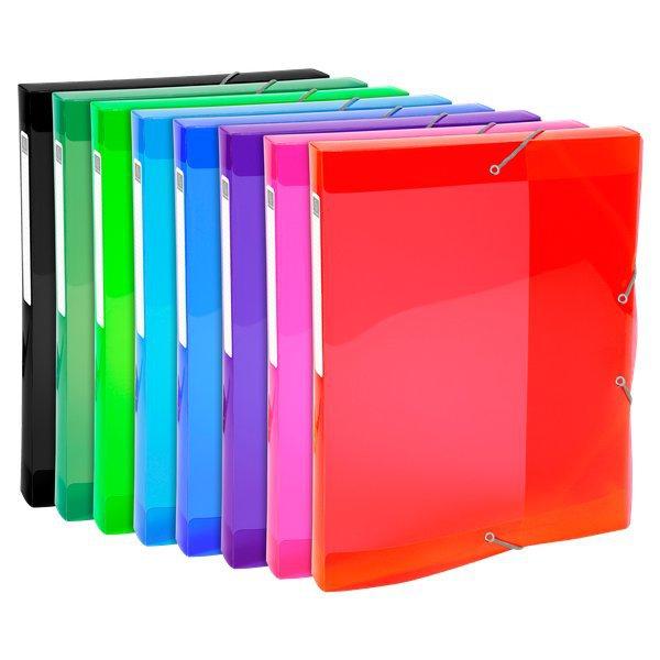 Scatole archivio box IDERAMA PP