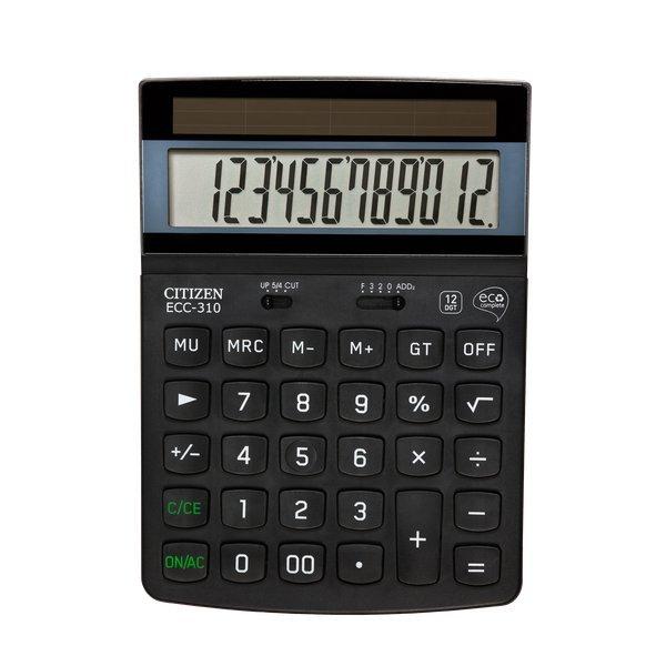 Calcolatrice  desktop eco ECC-310