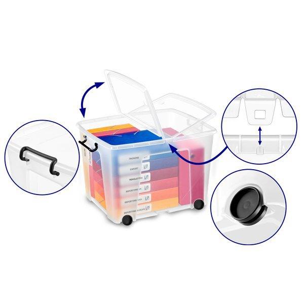 Contenitori con coperchio Smart Box
