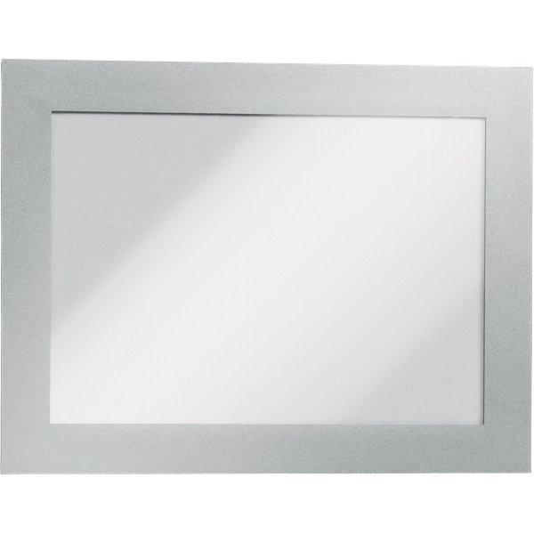 Magaframe durable a6 argento 4870 23 conf 2 - Cornici ufficio ...