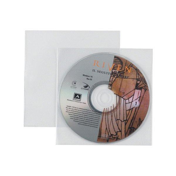 Buste porta CD singolo in PPL