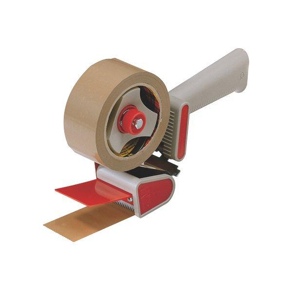 Dispenser manuale per nastri da imballo