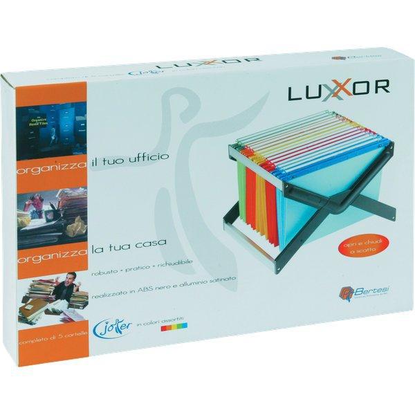 Archivio portatile LuXor