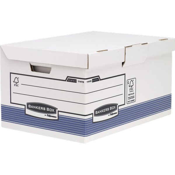 Sistema di archiviazione Bankers Box System
