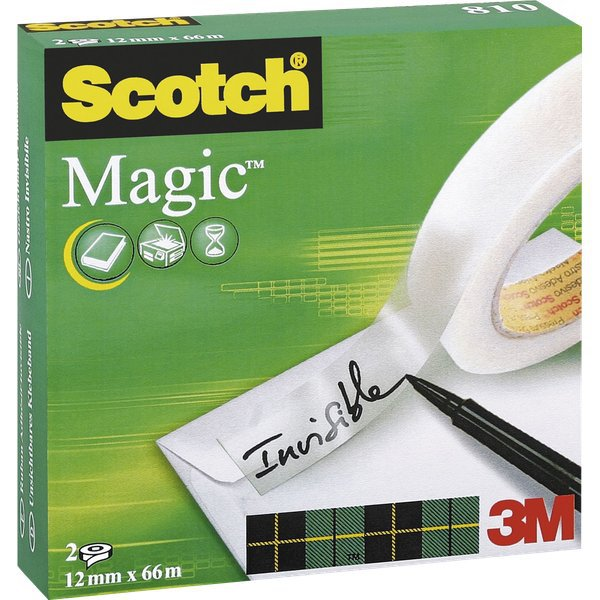 Nastro adesivo Scotch  Magic  810