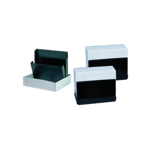 Schedari in plastica semper multiservice 150x210 mm for Schedari per ufficio