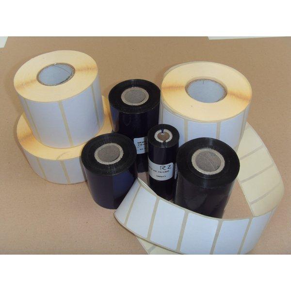 Kit etichette + ribbon