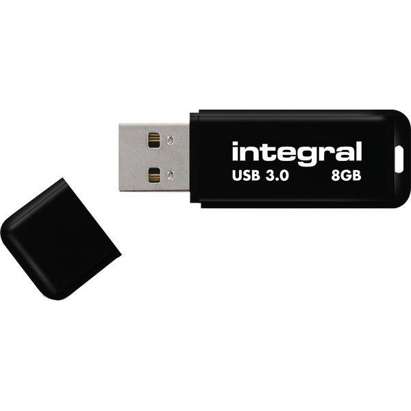 Chiavetta USB 3.0 Integral Noir