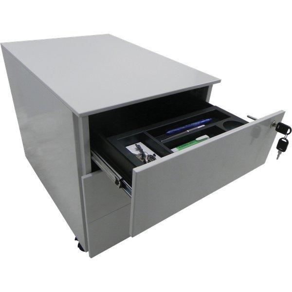 Cassettiere in metallo su ruote tecnical 2 2 1 class - Cassettiere ufficio ...