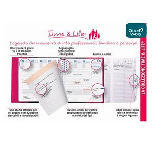 Agenda settimanale TIME&LIFE