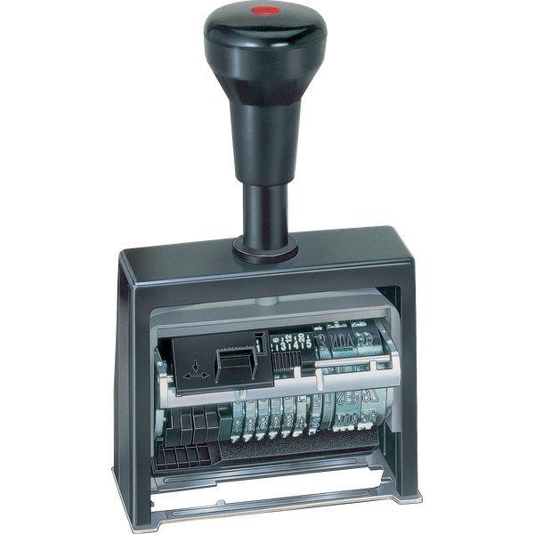 Timbro numeratore datario ND6K