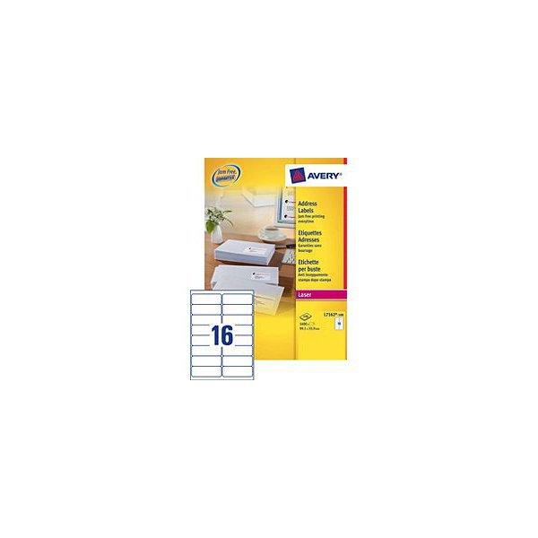 Etichette QuickPeel  per indirizzi