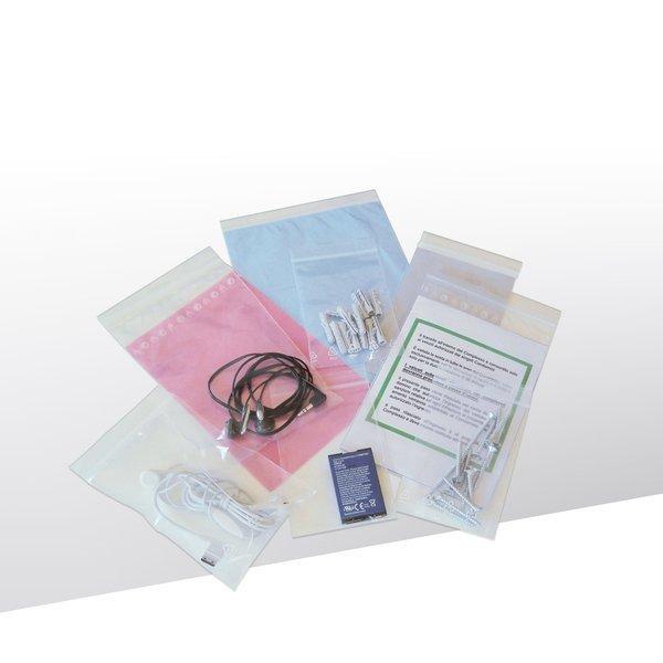 Sacchetti Grip trasparenti