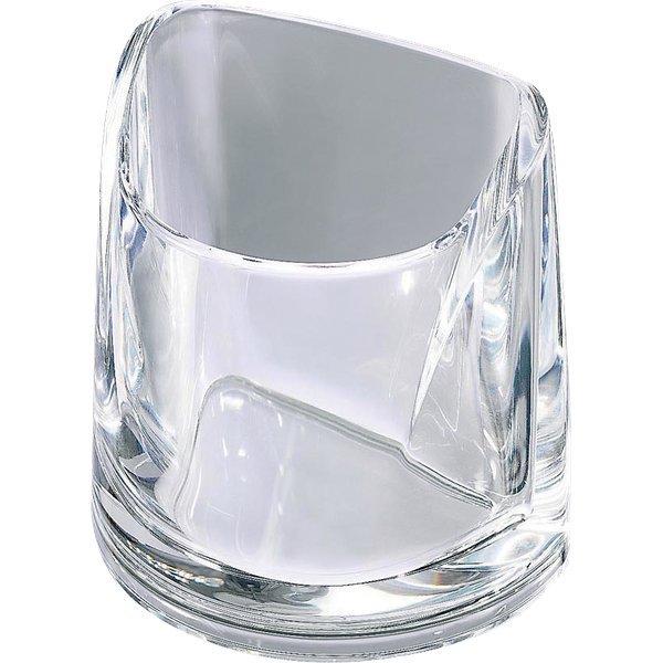 Portapenne nimbus rexel cristallo 2101502 - Portapenne da scrivania ...