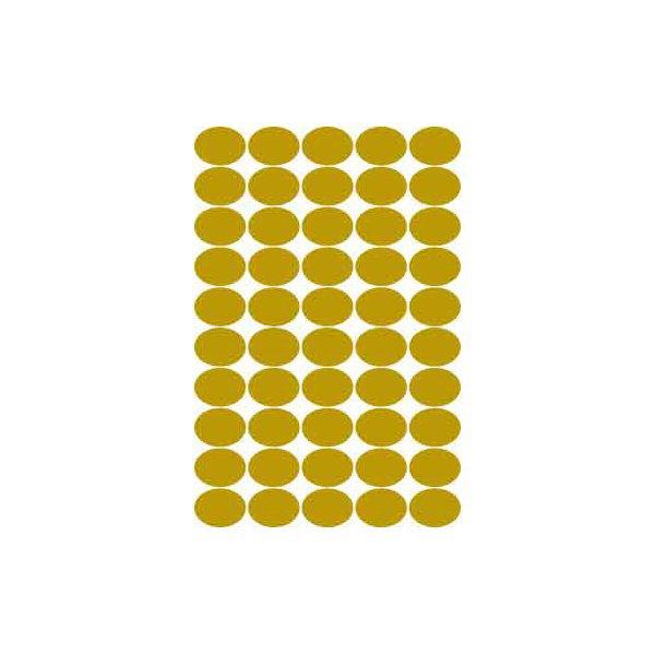 Etichette Tico oro e argento