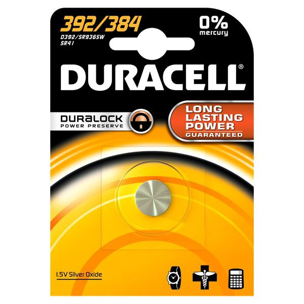 Pile Duracell Specialistiche
