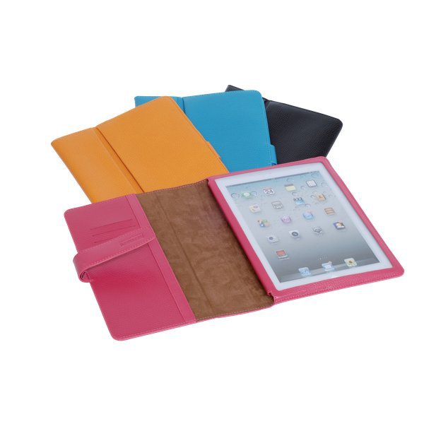 Custodia in pelle per iPad