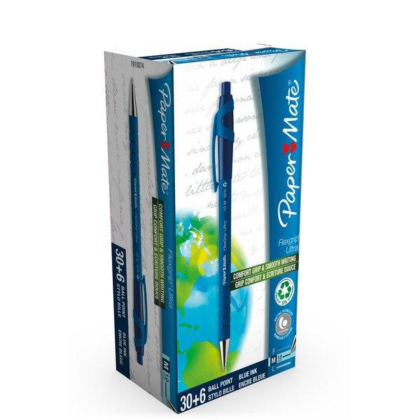 Penna a sfera a scatto FlexGrip Ultra