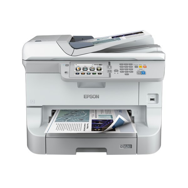 Stampante Multifunzione Inkjet Colore Workforce Pro WF-8510DWF