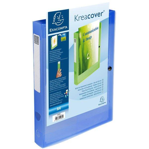 Cartelle portaprogetto personalizzabili Kreacover