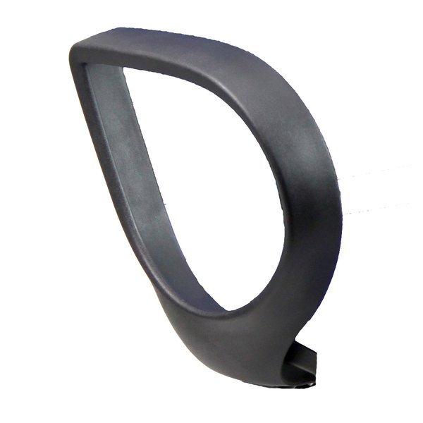 Coppia di braccioli per sedia viareggio ecopelle for Produttori sedie per ufficio