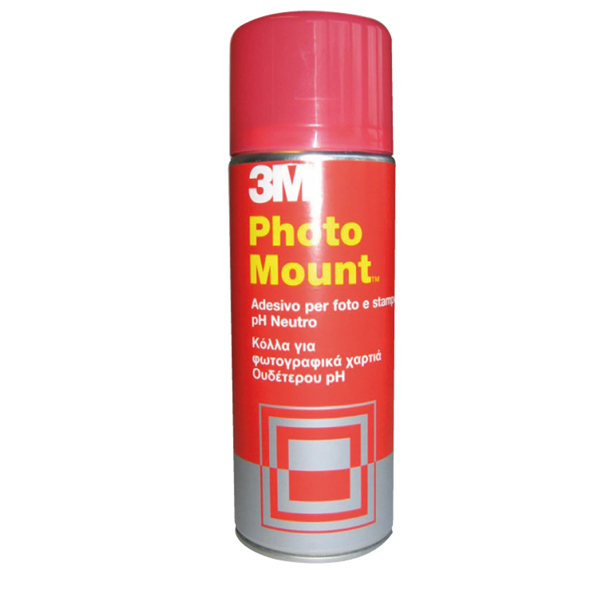 Adesivo Spray Photo Mount