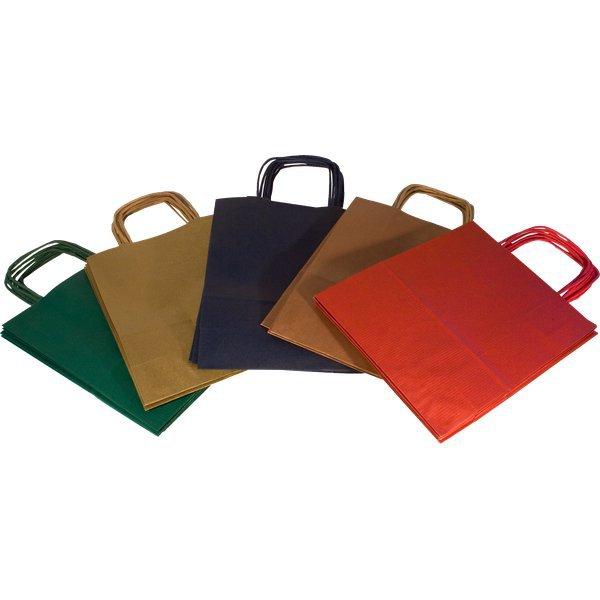 Borse in carta colorata