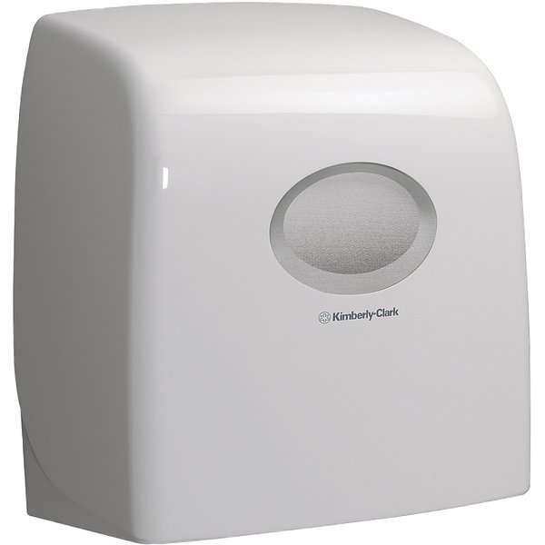 Dispenser ed asciugamani sottili