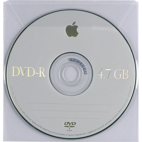 Buste porta CD singolo