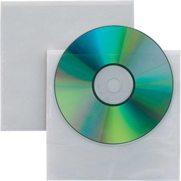 Buste autoadesive  Diskit porta CD
