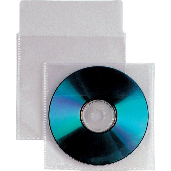 Buste trasparenti porta CD/DVD Insert