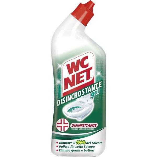 Wc net disincrostante gel disinfettante 700 ml m77852 for Wc net fosse biologiche prezzo