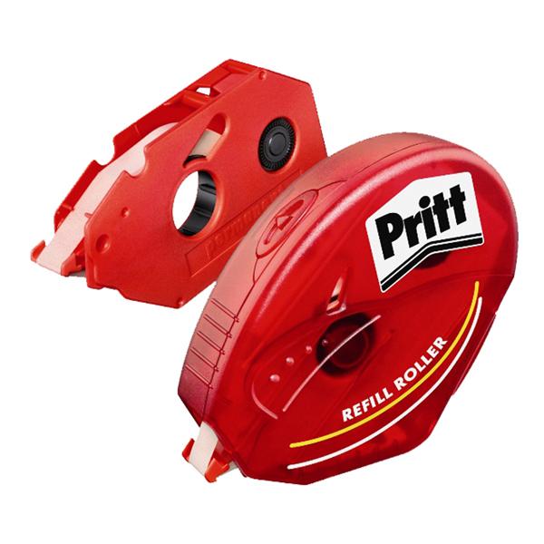 Refill colla a nastro Roller System - 8,4 mm x 16 mt - permanente - Pritt