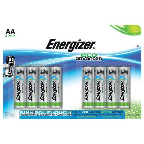 Batterie Alkaline EcoAdvanced