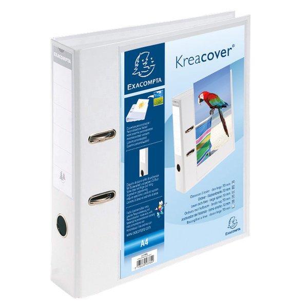 Raccoglitore a leva personalizzabile Kreacover