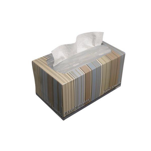 Asciugamano intercalato in dispenser