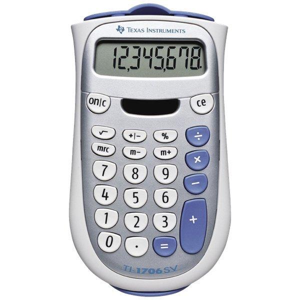 Calcolatrice da tavolo TI 1706 SV