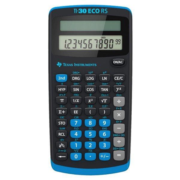 Calcolatrice scientifica TI 30 eco RS