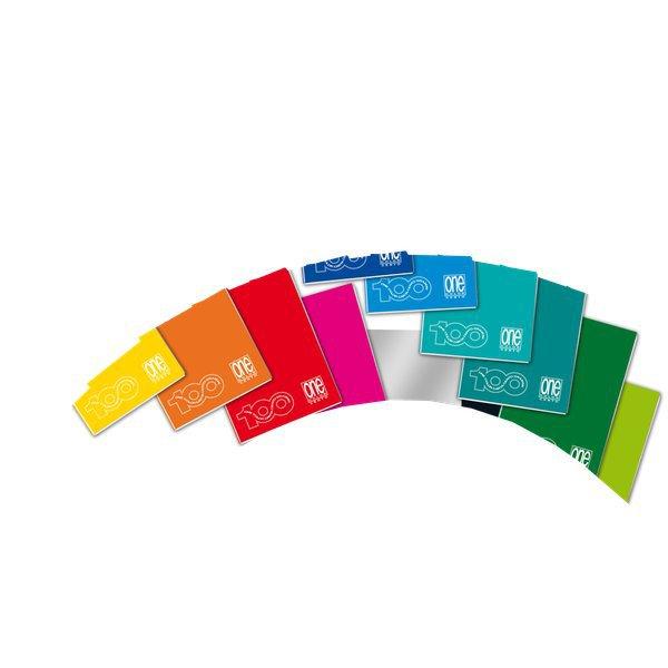 Quaderni A4 One Color 100