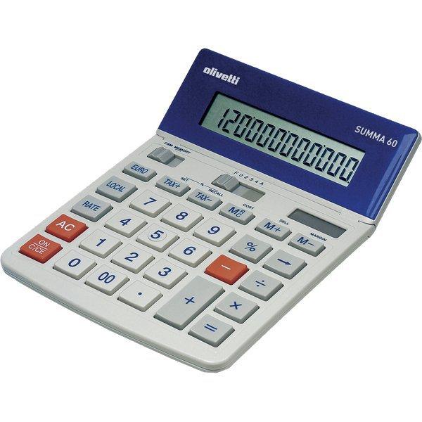Calcolatrice da tavolo Summa 60