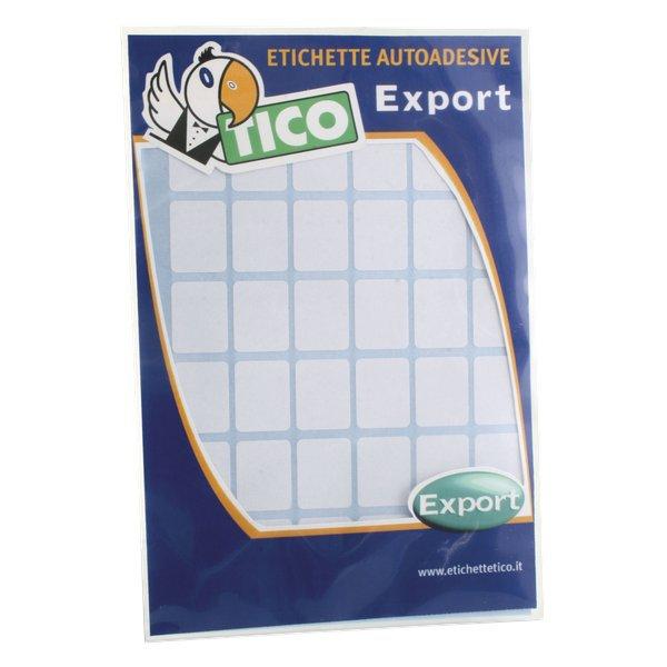 Etichette Export