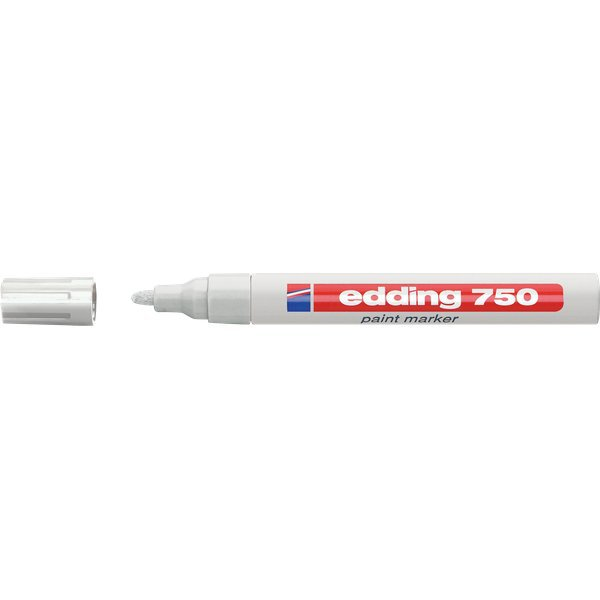 Marcatore permanente a vernice 750 e 751