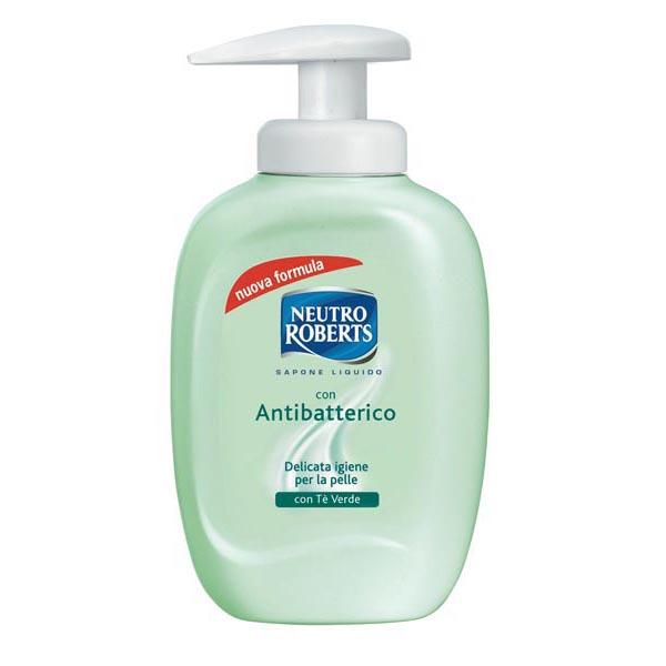 Sapone liquido - antibatterico - 300 ml - Neutro Roberts
