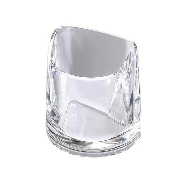 Portapenne Nimbus - cristallo trasparente - Rexel