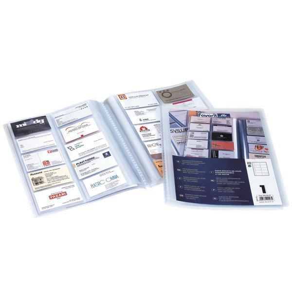 Portabiglietti da visita personalizzabile